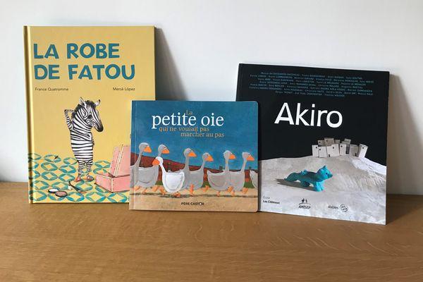 Des livres jeunesse sur le thème de la différence