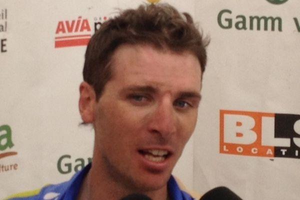Jure Kocjan vainqueur de la 3ème étape du Tour du Limousin