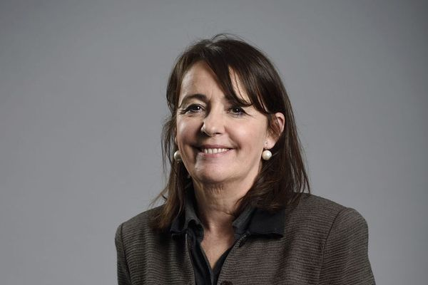 L'ex députée UMP de Haute-Savoie Sophie Dion.