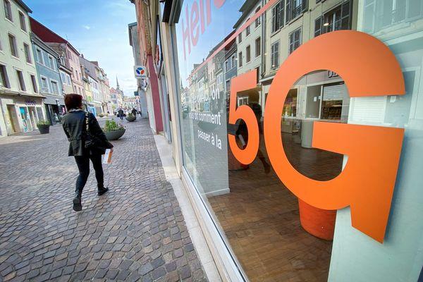 Les Hauts-de-France compte 1169 sites 5G ouverts à la commercialisation selon l'Autorité de régulation des communications électroniques.