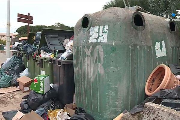 Depuis vendredi 16 novembre, les déchets ménagers ne sont plus ramassés dans une dizaine de communes de l'Ornano.