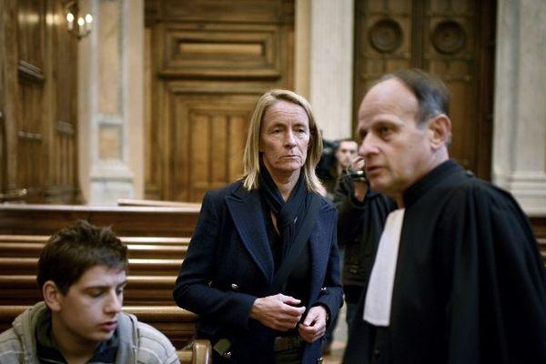 Isabelle Demongeot aux assises de Lyon