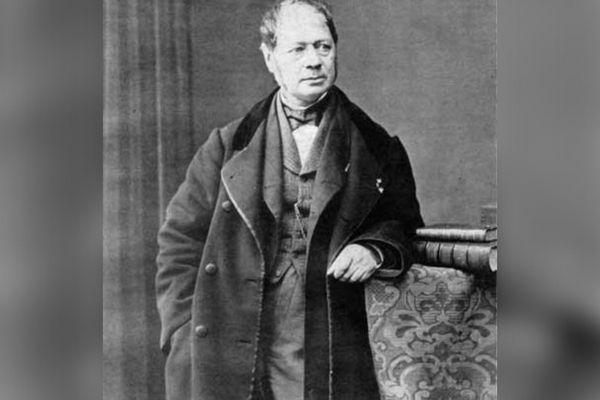 Hippolyte Bayard en 1863
