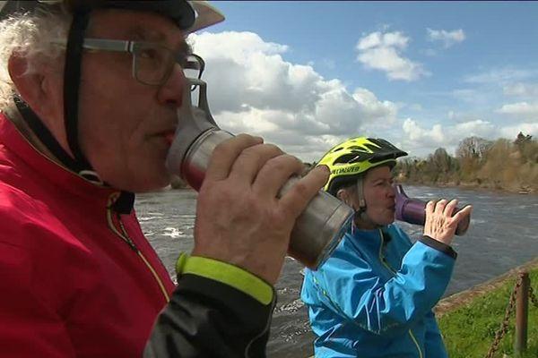 12 000 km en Europe, à la force du mollet, et sans dopage !