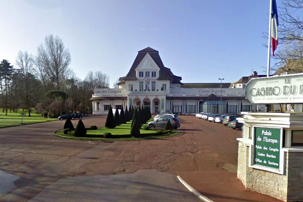 Le Palais des Congrès du Touquet va être rénové.