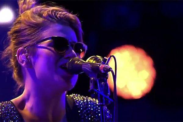 Melody Gardot sur la scène de Jazz à Vienne