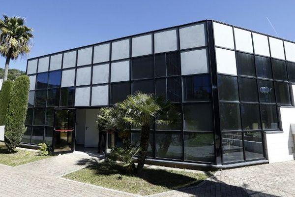 L'institut culturel En-Nour à Nice.