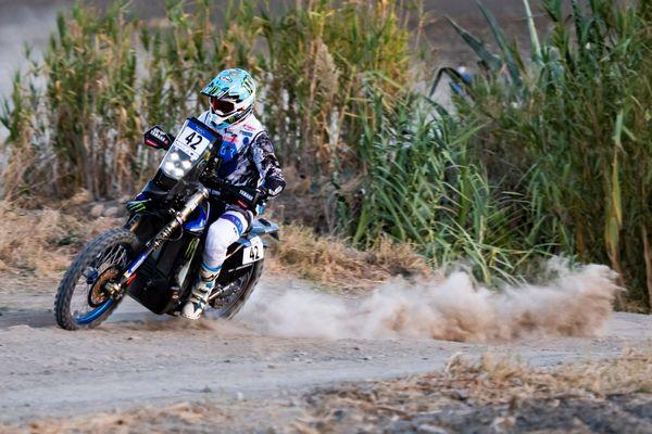 Adrien Van Beveren se classe à la 6ème place du classement général à l'issue de la deuxième étape du Dakar.