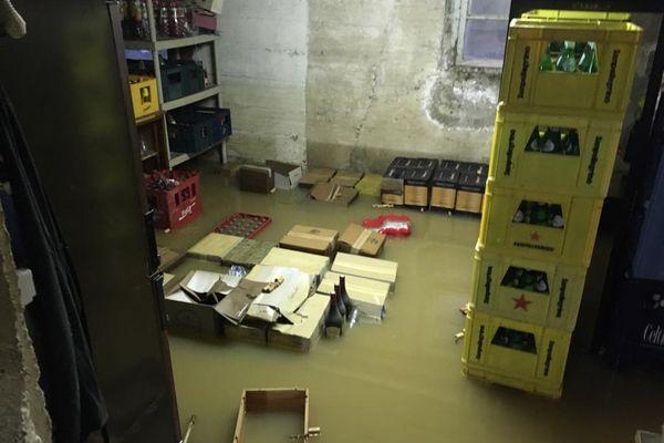 De fortes précipitations ont provoqué des inondations de caves dans certains secteurs du Bas-Rhin et du Haut-Rhin mardi 13 juillet.