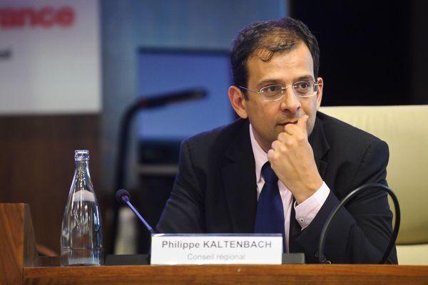 Philippe Kaltenbach, en 2011.