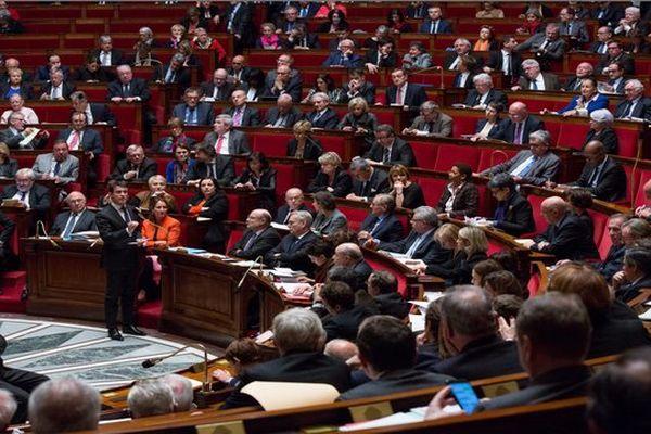 Les députés réunis à l'assemblée nationale. (Archive)