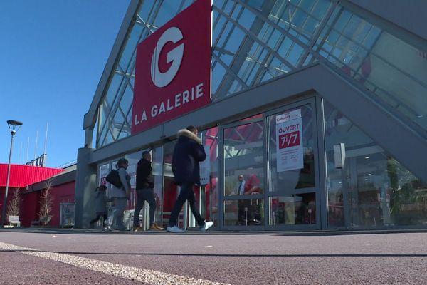Un hypermarché à Malemort près de Brive, ouvert toute la journée du dimanche
