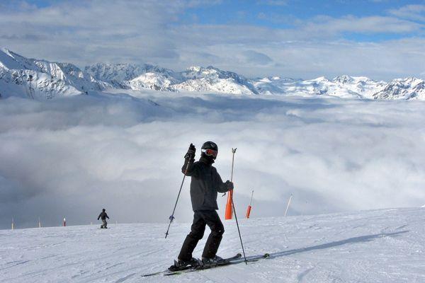Ski à Peyragudes