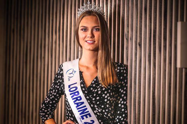 Ilona Robelin, Miss Lorraine 2019, ne défilera pas en costume de poilu lors de la soirée de l'élection de Miss France.