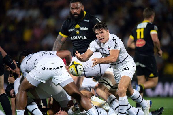 """""""On n'a pas fait le match de l'année mais la victoire est importante"""", a estimé Antoine Dupont, demi de mêlée du Stade toulousain, à l'issue de la rencontre."""