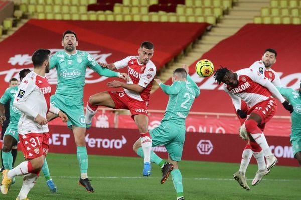 Angers SCO a buté sur Montpellier lors de la 19e journée de Ligue 1 (3-0).