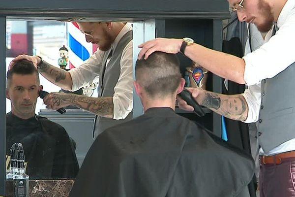 Geoffrey Kvot, un Sétois en course pour devenir meilleur barbier du monde - 3 octobre 2017