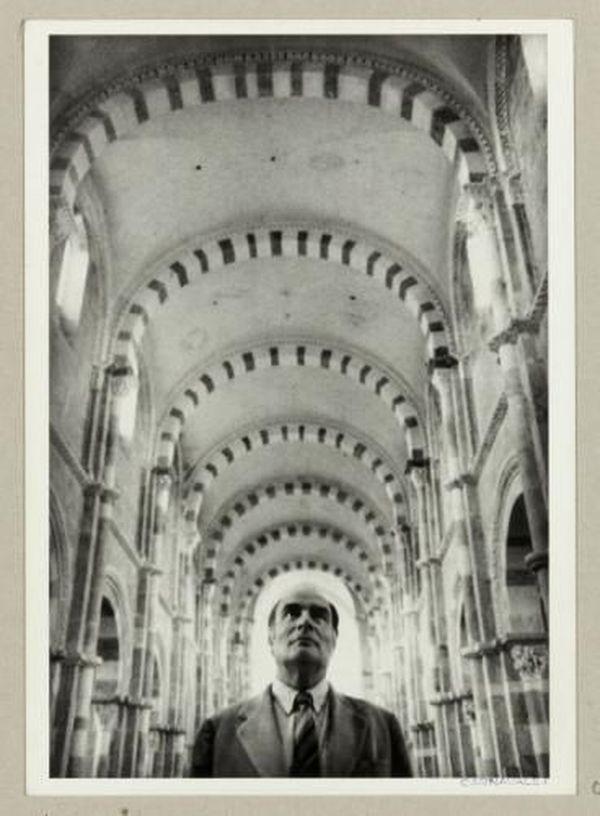 François Mitterrand appréciait tout particulièrement la Basilique de Vézelay.