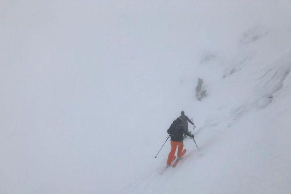 Depuis l'arrêt des remontées mécaniques, le ski de randonnée est une discipline très prisée dans le massif du Sancy dans le Puy-de-Dôme.