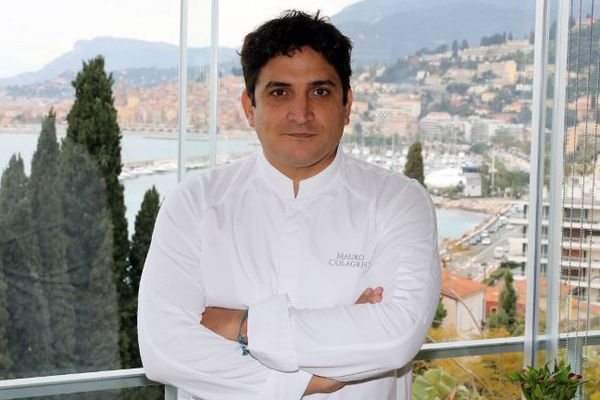 L'Argentin Mauro Colagreco fait partie des chefs régulièrement distingués.