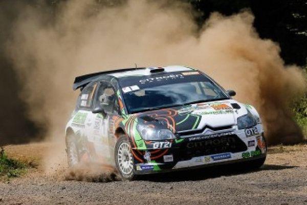 Seconde victoire consécutive à Langres sur C4-WRC pour le pilote ardéchois.