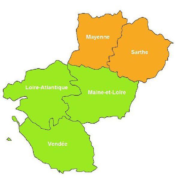 Un épisode de pollution par les particules fines en Mayenne et Sarthe
