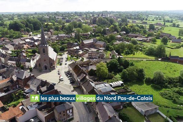 Pourquoi Maroilles est-il un des plus beaux villages du Nord Pas-de-Calais ?