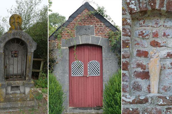 Oratoires et chapelles de Maroilles