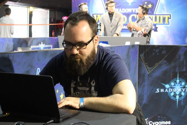 Bertrand Fagnoni, alias Bestmarmotte, joueur professionnel d'e-sport.