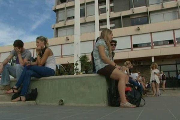 L'université de Nice est sur le podium de L'étudiant.