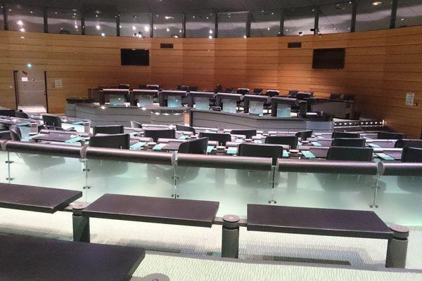 Les élections dans les conseils départementaux de la Haute-Corse et de la Corse-du-Sud auront lieu jeudi