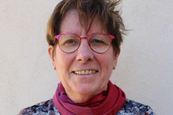 Anne du Souich, la France Insoumise, tête de liste LFI et alliés de la liste « Alternative citoyenne »