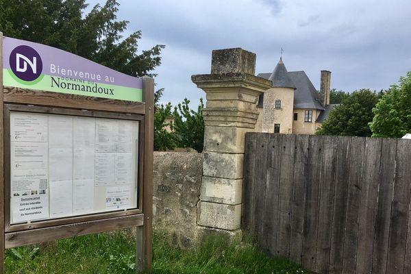 Le domaine du Normandoux à Tercé a été placé en liquidation judiciaire le 30 avril 2020.