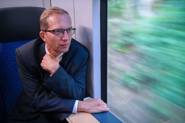 Henri Poupart-Lafarge, patron d'Alstom
