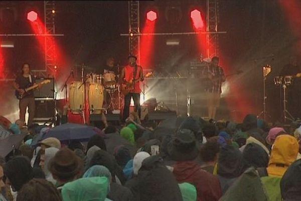 Le festival No logo attire chaque année des milliers de fans de reggae