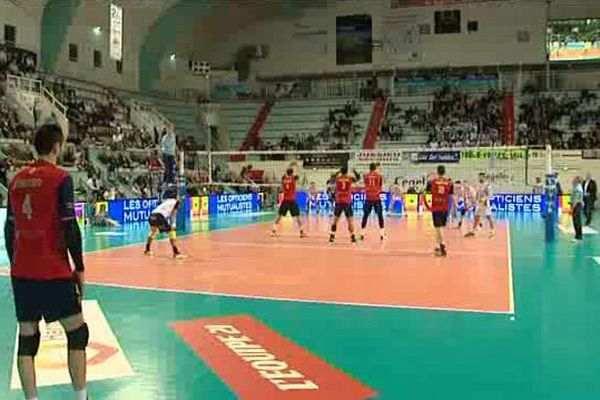 Le GFCA Volley (Archives)