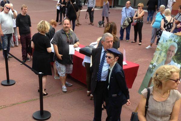 André Gervais (à droite, en photo) est décédé lundi 10 juillet 2017, à Dijon.