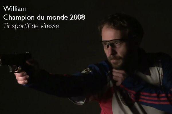 Extrait de la vidéo de soutien de la préfecture de police à la candidature parisienne aux Jeux olympiques 2024.