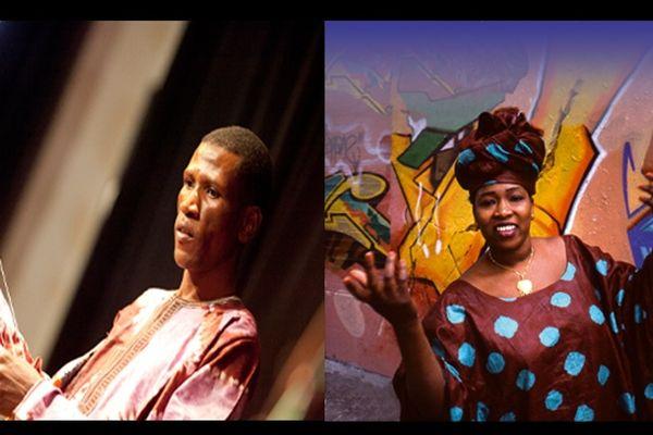 La chanteuse Mah Damba sera sur au Pré Saint Gervais le 18 novembre dans le cadre du festival Africolor