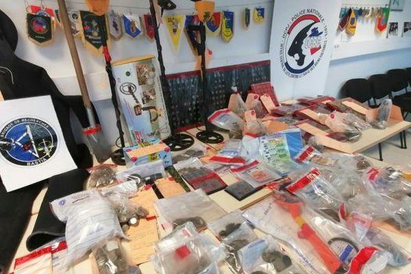 Mardi 19 octobre, sept personnes ont été interpellées et placées en garde à vue dans le cadre d'une enquête pour trafic de biens culturels menée notamment par la brigade de recherche de Bastia.