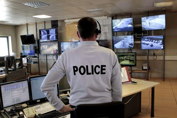 C'est l'analyse minutieuse des images de vidéosurveillance de Montpellier qui a permis d'arrêter l'auteur présumé de l'agression.Illustration.
