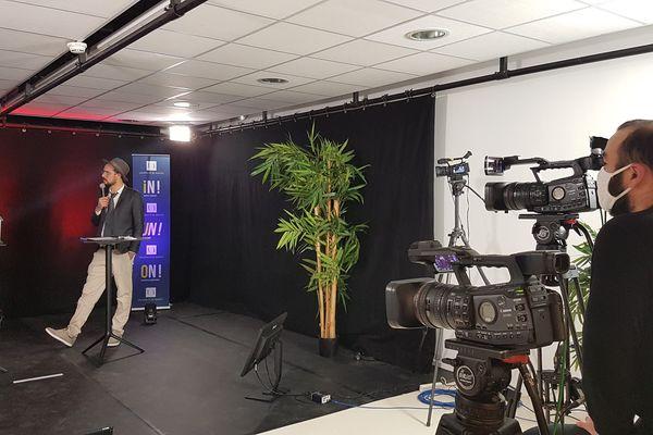 Captation de la Nuit blanche des chercheurs 2021, diffusée sur la chaîne Youtube de l'Université de Nantes