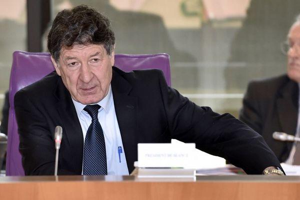 Christian Astruc, actuel président du conseil départemental du Tarn-et-Garonne
