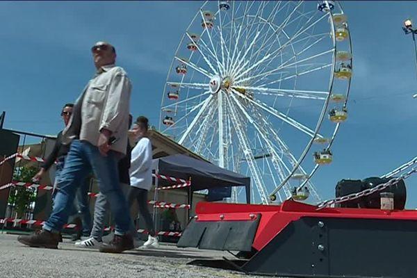 Cette année, la grande roue s'invite aux festivités