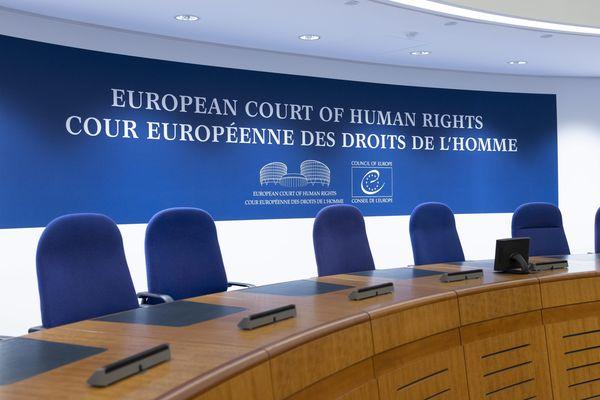 Les bureaux de la Cour européenne des droits de l'homme sont installés à Strasbourg.