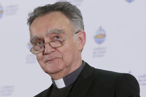Mgr Georges Pontier, archevêque de Marseille, Président de la Conférence des évêques de France
