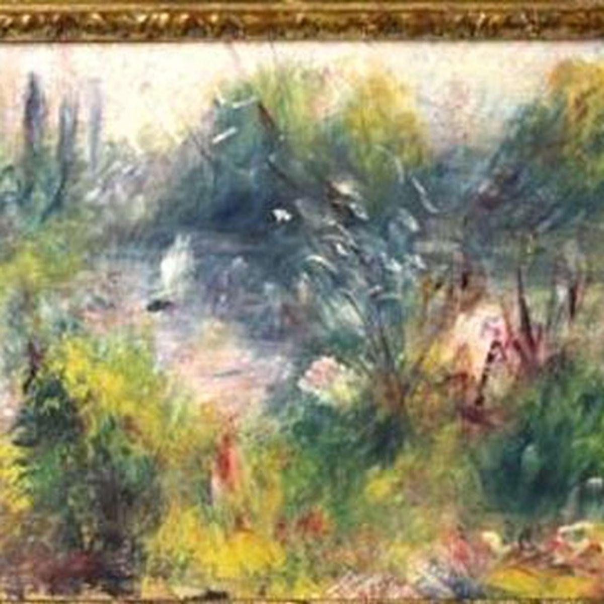 Sur Les Pas D Un Grand Peintre Ne A Limoges Renoir A T Il Peint Cette Toile