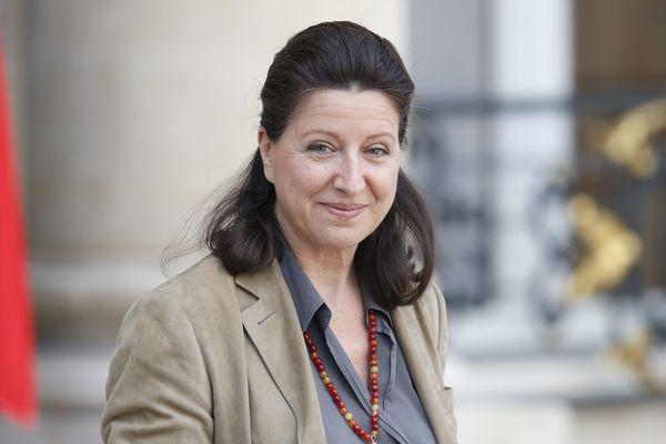 Agnès Buzyn, la ministre de la Santé