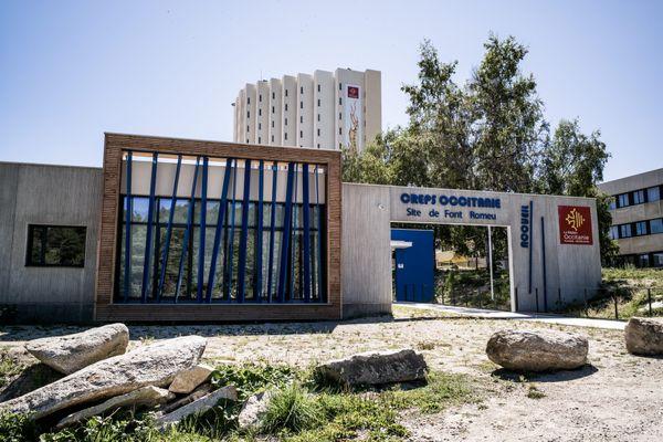 Le plan France Relance financera à hauteur de 3 millions d'euros la rénovation du centre d'entraînement et d'expertise de la performance sportive de haut niveau en altitude de Font-Romeu - archives