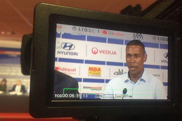 Le brésilien Marcelo Guedes se sent bien à Lyon et prolonge son contrat avec l'OL jusqu'en 2021...